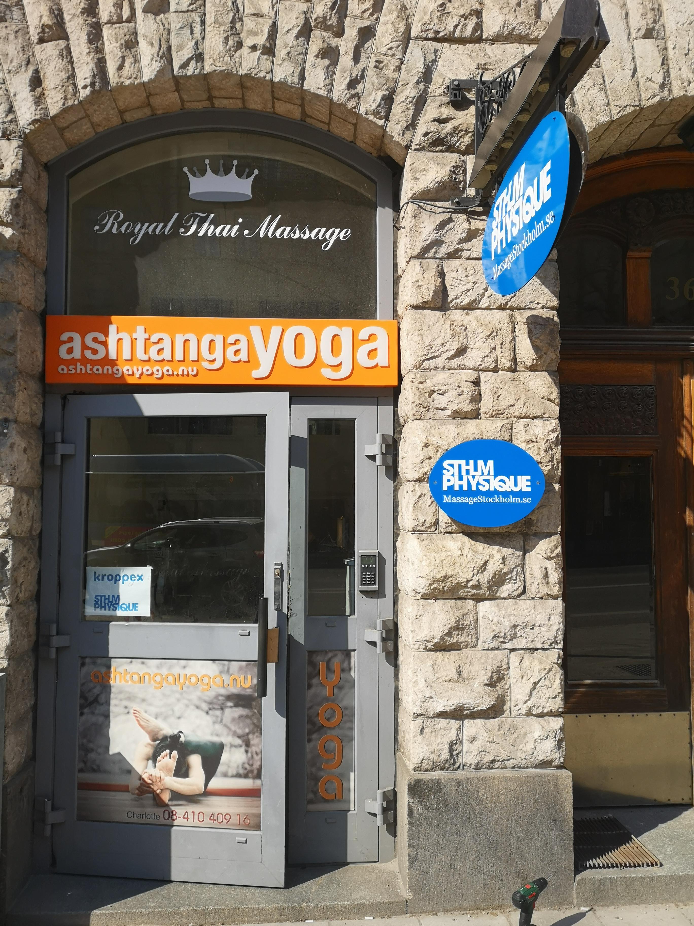 Massage Odenplan