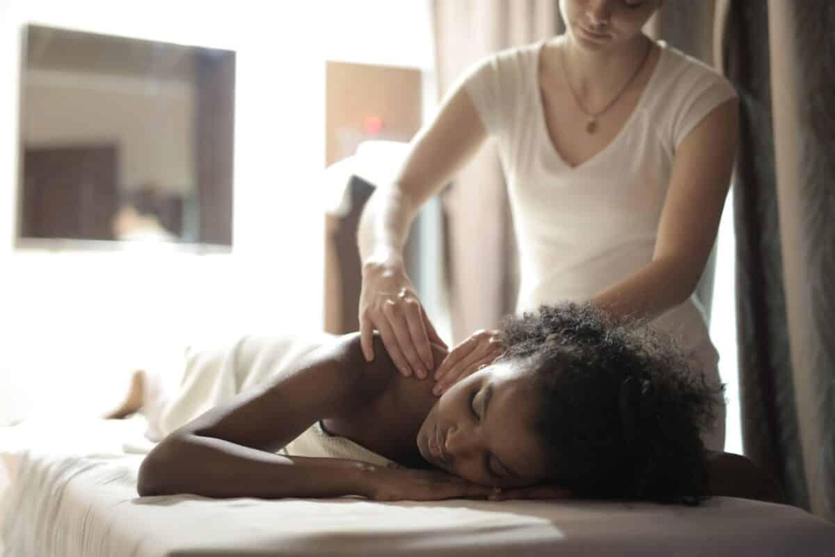 så skapar du dig en massage rutin